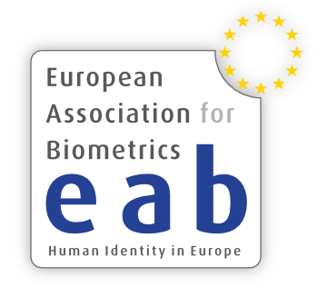 European Association for Biometrics (logo)